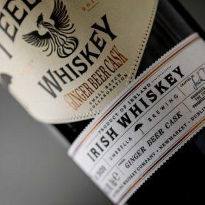 Teeling Ginger Beer Cask Finished Irish Whiskey