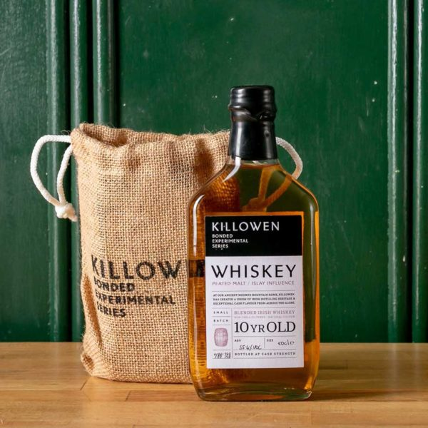 Killowen Blended Peated 10 Year Old