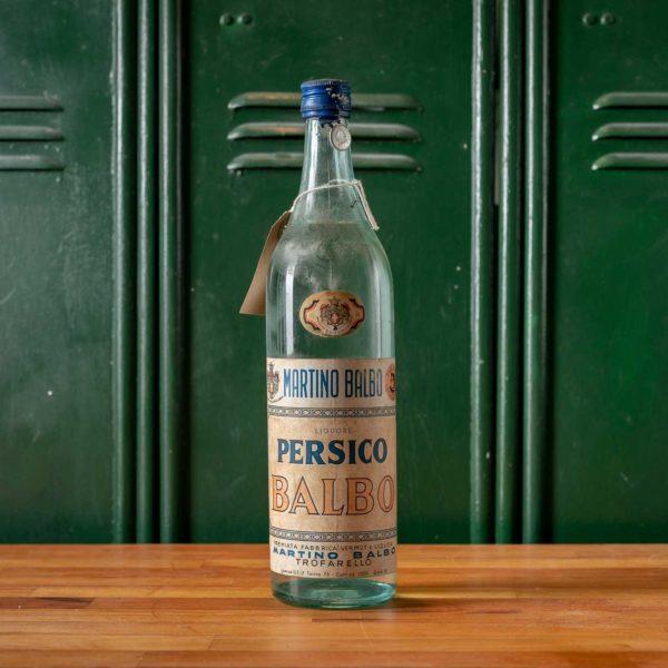 Martino Balbo Liquore Persico 1949-1959