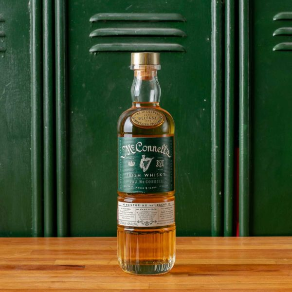 McConnell's 5 Year Old Irish Whiskey